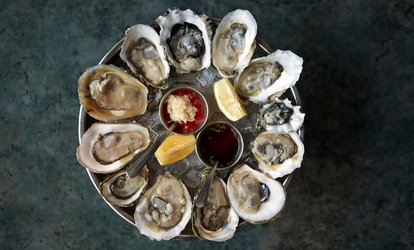 image for 20% Cash Back at Louie's Oyster House & Beer Garden