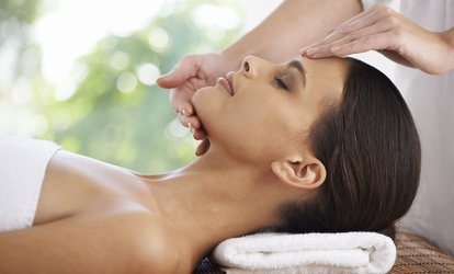 image for Full Body and Indian Head Massage with Optional Foot Ritual at Sheldon Beauty (Up to 55% Off)