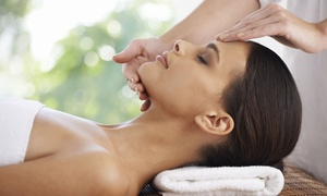 Blu Nuvo: Facial or a One-Hour Full-Body Massage at Blu Nuvo (Up to 48% Off)