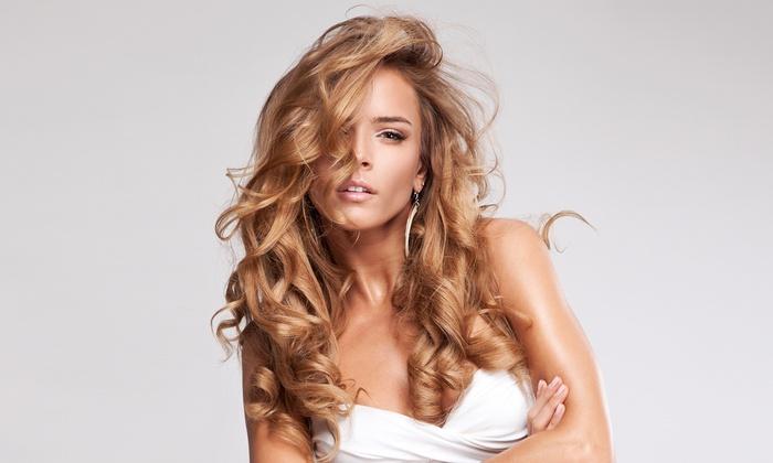 Hair coiff Esthética - Montpellier: Shampoing, coupe, brushing et soin, steampod ou couleur en option dès 19,99 € chez Hair Coiff Esthetica