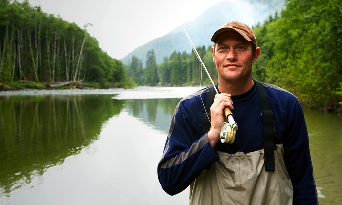 Creekside Angling Company - Issaquah: $159 for a Redington Beginners' Fly-Fishing Outfit at Creekside Angling ($190 Value)
