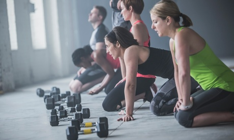 Unlimited Group Fitness Classes for One Month or 10 Group Fitness Classes at In Motion Fitness (Up to 67% Off)
