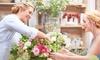 Groupon na usługi florystyczne