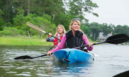 Canoeing or Kayaking from Buckley's Mountainside Canoes (Up to 56% Off). Six Options Available.