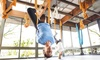 Aerial Cirque Over Denver - Southeast Denver: Three or Six Aerial Yoga or Flexibility Classes at Aerial Cirque Over Denver (Up to 53% Off)
