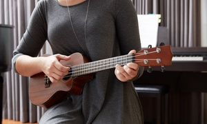 El Rincón de Sol: 1 o 3 meses de clases de ukelele y canto para 1 o 2 niños o adultos desde 19,95 € en El Rincón de Sol