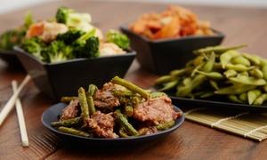 Wok of Fame: Chinesisches All-you-can-eat-Abendbuffet inkl. mongolischem Grill für 2 Personen (15% sparen*)