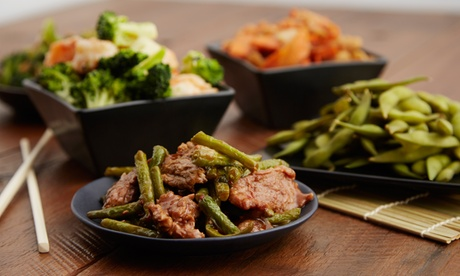 Chinesisches All-you-can-eat-Abendbuffet inkl. mongolischem Grill für 2 Personen (15% sparen*)