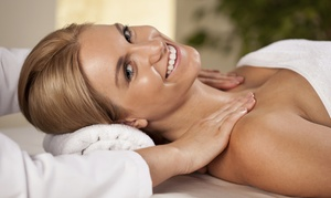 A Spa Thing: Swedish or Couples Massage Package at A Spa Thing (Up to 55% Off). Two Options Available.