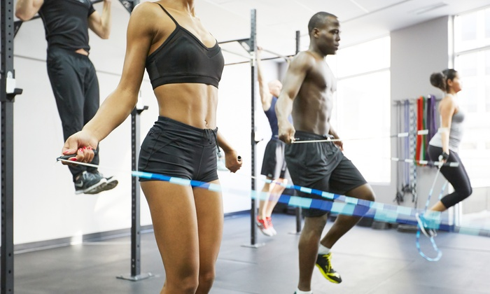 Suda Fitness - Suda Fitness: 10 Boot-Camp Classes or One Month of Unlimited Boot-Camp Classes at Suda Fitness (Up to 55% Off)