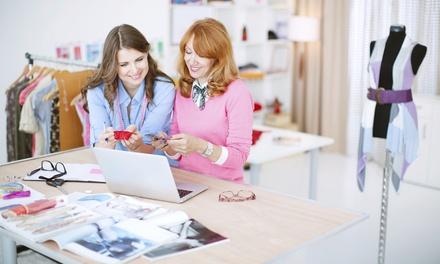 Curso de diseño de moda y complementos y/o para crear una firma de moda desde 16,95 € en Market Cursos