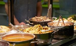 """בישולים אקספרס: מסעדת בישולים בפ""""ת: רק 25 ₪ לגרופון בשווי 50 ₪ למימוש על התפריט, בימי שישי אוכל מוכן לקחת לסופ""""ש"""