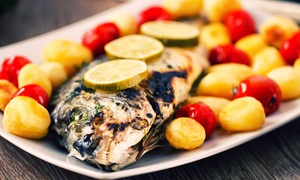 The Shipyard, Fishmongers Bar and Kitchen: Fish Class, Fish Dinner and a Glass of Prosecco for One or Two at The Shipyard, Fishmongers Bar and Kitchen