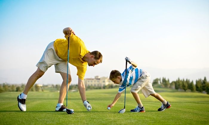 Golf Performance Group - Multiple Locations: One Month of Beginner or Junior Golf Training or One Private Lesson at Golf Performance Group (Up to 56% Off)