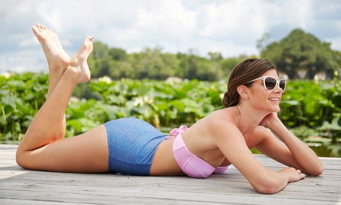 Aria MediSpa - Countryside: One or Three Sunless Tanning Packages at Aria MediSpa (Up to 66% Off)