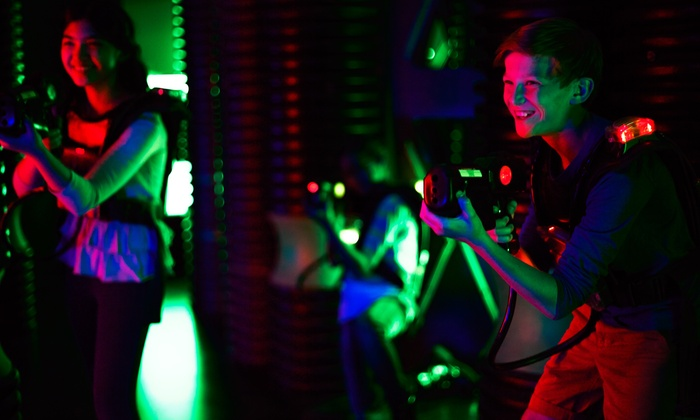 Kids Zone - Whitby: Laser Tag for Four, Six, or Eight at Kids Zone (Up to 52% Off)