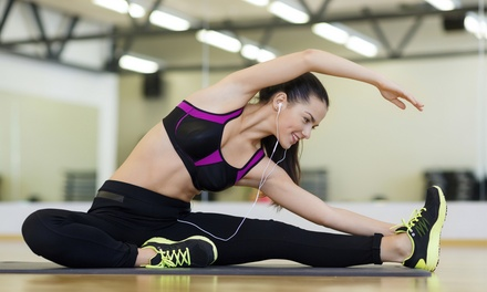 Two or Four Weeks of Gym Membership at Absolute Fitness (Up to 48% Off)