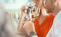 90 Min. Weinverkostung inkl. Mezze-Platte für 2 oder 4 Personen bei Natural Greek Food (bis zu 54% sparen*)