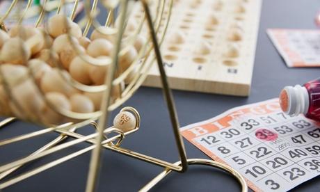 Menú para 2 o 4 con primero, segundo, postre, bebida, copa y cartón de bingo desde 19,95€ en Casino Bingo de Guadalajara