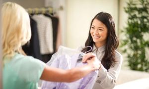 Gemarken Reinigung: Wertgutschein über 10 € oder 20 € anrechenbar auf alle Textilreinigungsleistungen bei Gemarken Reinigung