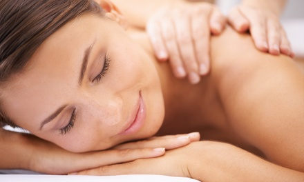 60-Minute Full-Body Massage ($39) or 90-Minute Pamper Package ($59) at Mosman Lashes Studio (Up to $169 Value)