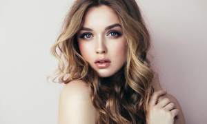 Diamond Cutz: Cut and Blow-Dry with Half-Head Highlights or Full-Head Colour at Diamond Cutz (Up to 59% Off)