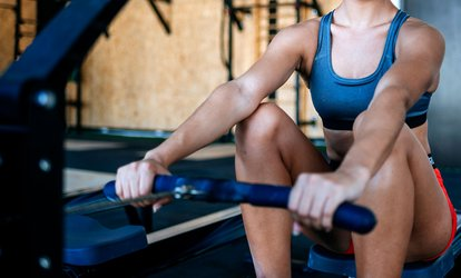 Two-Week or One-Month Gym Membership at Anytime <strong>Fitness</strong> (Up to 80% Off)