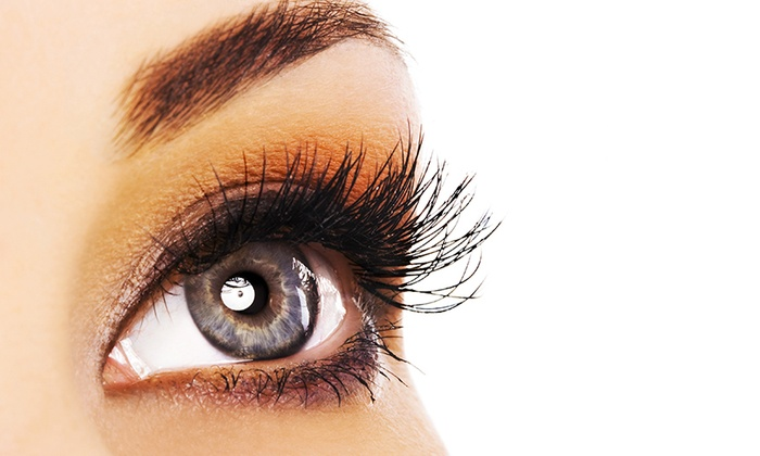 iCandy Eye Salon & Academy - Beverly Hills: Eyelash and Brow Services at iCandy Eye Salon (Up to 55% Off). Four Options Available.