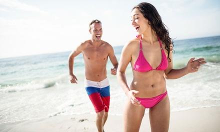 1, 4 o 7 sesiones de depilación láser en zona pequeña, mediana, grande o de cuerpo entero desde 8 € en Láser New Body