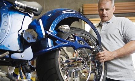 Tagliando scooter e moto fino a 1200 cc