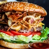 Wybrane burgery i napoje