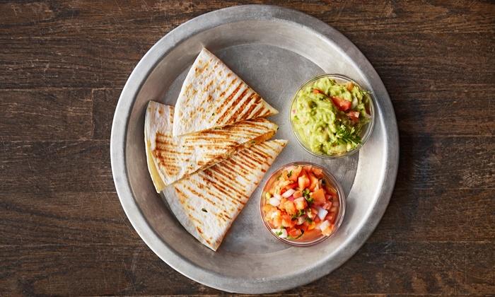 Victorias Mexican Cocina 20 Cash Back On Mexican Cuisine Groupon