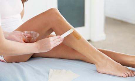 Body Wax Special or Brazilian Vacial Treatment at Glow Beauty Bar (Up to 58% Off) f401423c-80a0-43de-bfaf-1d7b6ee3196c