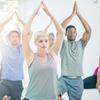 Rittenkaart voor yoga-lessen