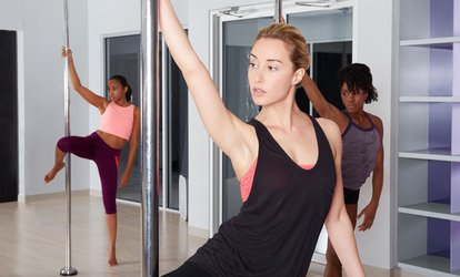 image for Six-Week Beginners' Pole Dancing Course from Pole Class (79% Off)