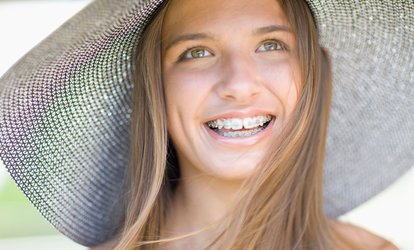 Clear Braces for One or Two Arches with Consultation at All Saints Dental Clinic (Up to 51% Off)
