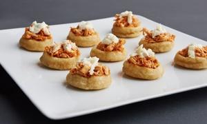 CHEF SERVICE: Pacchetto catering a scelta fino a 40 persone da Chef Service (sconto fino a 83%)