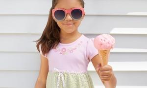 Natuur Kreem: Huur een ijskar + 2x2 bollen ijs per persoon vanaf € 49,99
