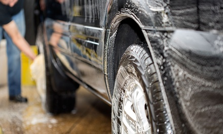 Car Wash: Express $15, Platinum $28 or Mini Detail Package $49 at Snap Car Wash Westfield Coomera Up to $99