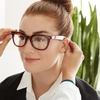 83% Off Eye Exam and Glasses Credit