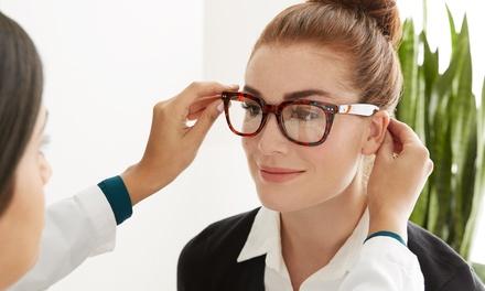 Wertgutschein über 100 € oder 200 € anrechenbar auf Designerbrille oder Sonnenbrille in Sehstärke von Brilliant Optic