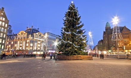 ✈ Amsterdam Christmas Markets: 24 Nights at 4* XO Hotels with Flights*