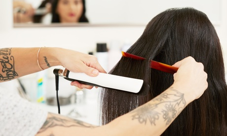 One Full Keratin Treatment or One Full Brazilian Blowout at Caldissima Salon (Up to 49% Off) 6067479c-3281-41cf-b9f9-6cd5f1a6371e