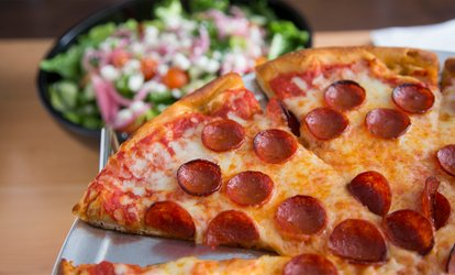 <strong>Pizza</strong> and Pasta Buffet with Drinks for Two or Four at Cicis <strong>Pizza</strong> (Up to 42% Off)