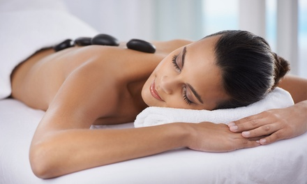 Holistic or Hot Stone 30-Minute Back, Neck and Shoulders or 60-Minute Full-Body Massage at SAK Beauty