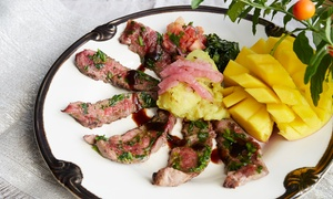 Brasil Tropical Restaurant: Takeout or Dine-In at Brasil Tropical Restaurant (Up to 35% Off)