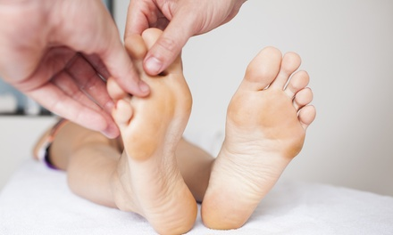 Laser Fungal Nail Treatment on One or Both Feet at Harley Laser Specialists (Up to 73% Off)