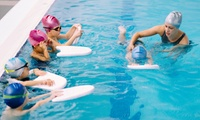 One, Five or Ten 30-Minute Group Swimming Lessons at Float:UAE, Anantara The Palm Dubai Resort (Up to 35% Off)