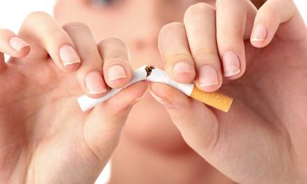 Sesión de hipnosis para dejar de fumar para 1 o 2 personas desde 44,90 € en Hipnocentro Central
