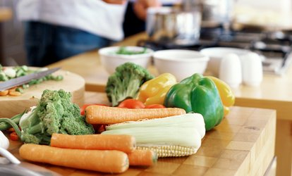 Pressure Cooker <strong>Cooking</strong> Class for One or Two at TFK <strong>Cooking</strong> Show (Up to 50% Off)